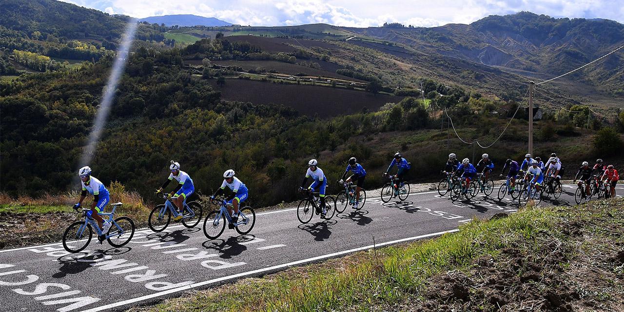 Giro-E 2021 dall'8 al 30 maggio
