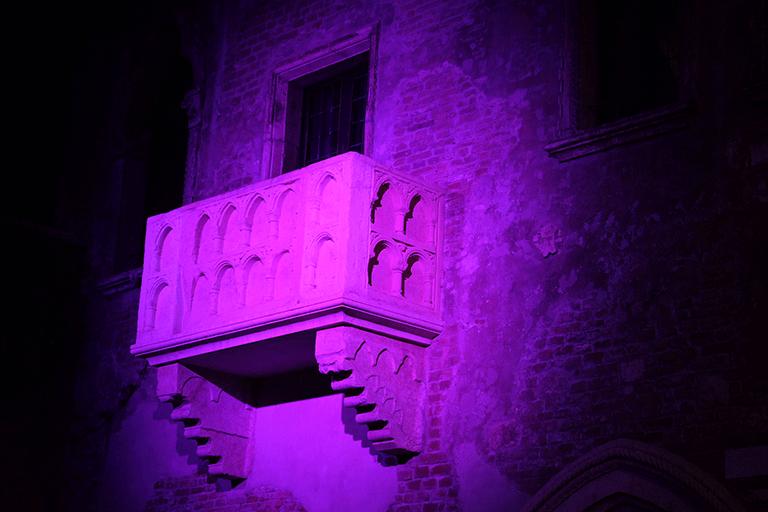 Verona Balcone-di-Giulietta