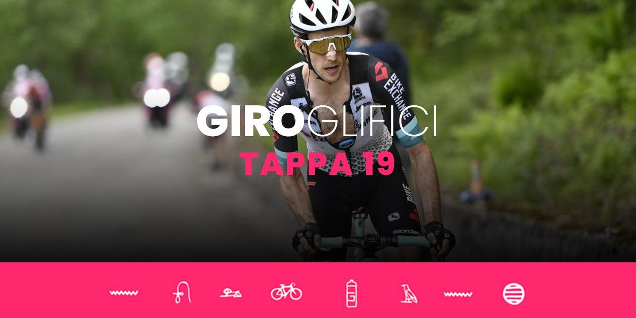GIROglifici 2021, il podcast ufficiale del Giro d'Italia: Tappa 19