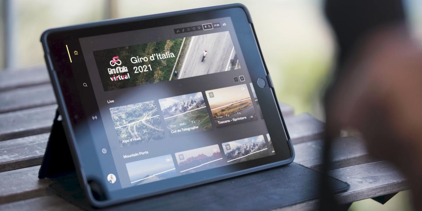 RCS Sport and BKOOL present the new Giro d'Italia Virtual