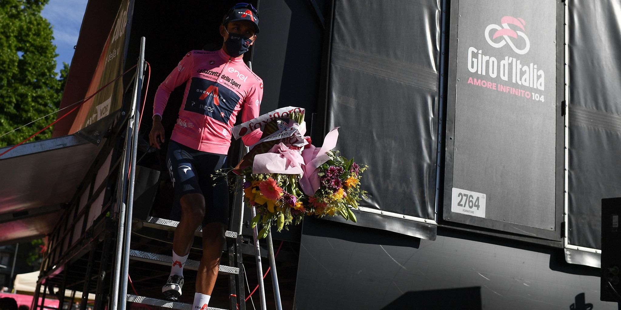 Giro d'Italia Tappa 10 - Da L'Aquila a Foligno