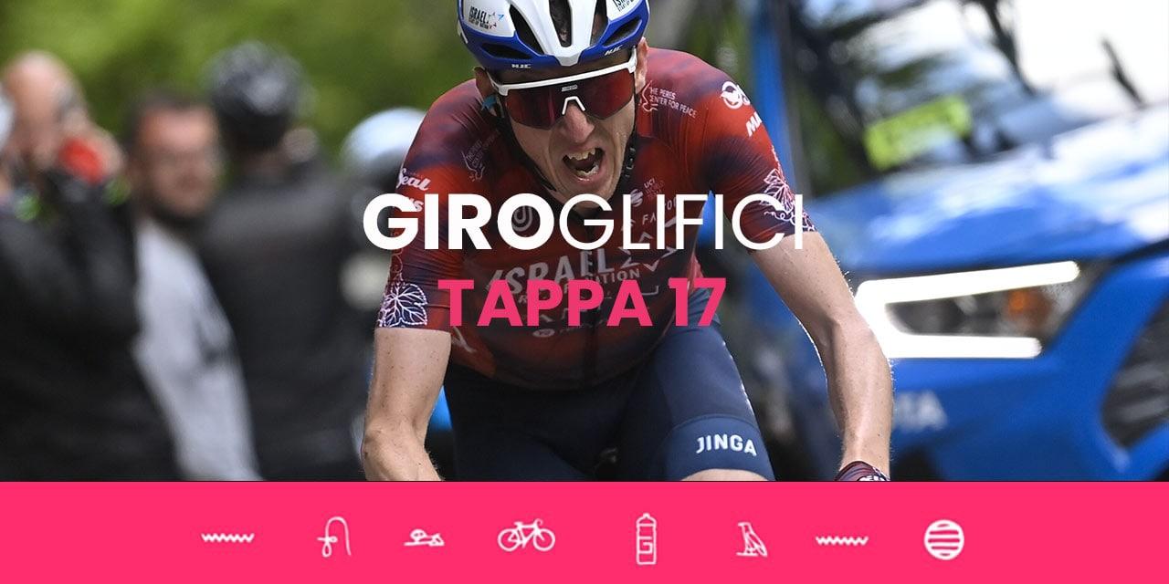 GIROglifici 2021, il podcast ufficiale del Giro d'Italia: Tappa 17
