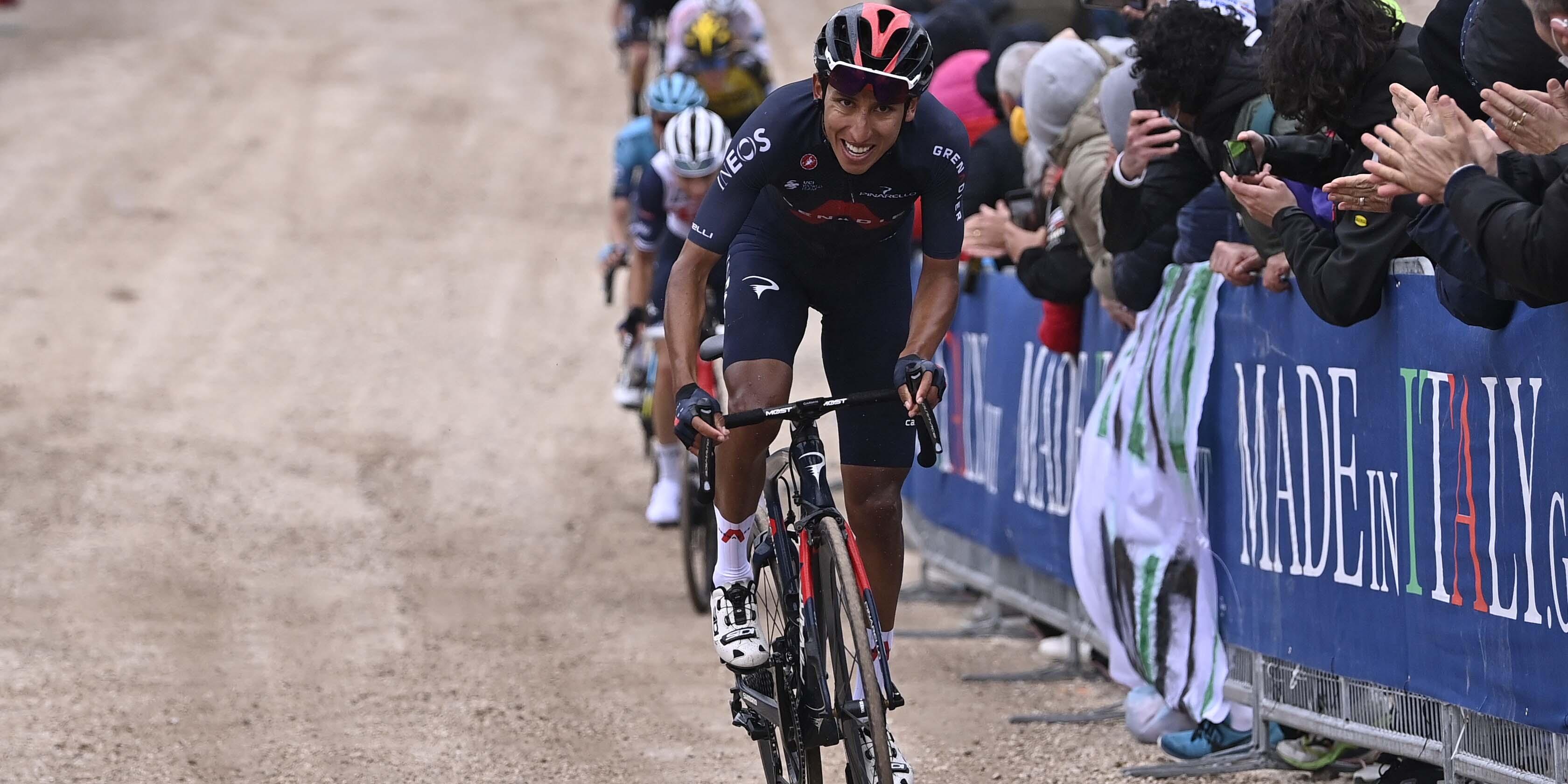 Egan Bernal vince la tappa 9 del Giro d'Italia ed è la nuova Maglia Rosa