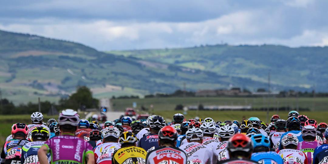 Giro d'Italia la seconda settimana
